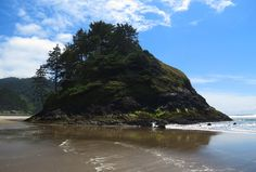 I just LOVE the Oregon coastline. Neskowin, OR
