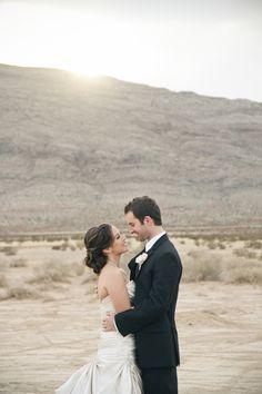 Glamourous Diamonds & Desert Bridal Shoot | Bridal Musings