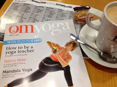 Coffee and yoga!