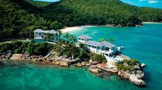 Blue Waters Antigua in St John | Splendia - http://pinterest.com/splendia/