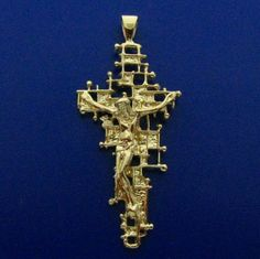 salvador dali cross pendant - Google Search