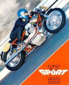 Guzzi v7 Sport