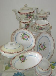 My Vintage Toy Tea Sets