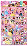 """Paper Projects """"Disney Princess Mega Pack Over 150"""" Stickers"""