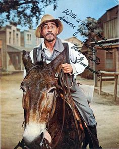 Ken Curtis as Festus Hagen on the classic TV western, Gunsmoke Western Film, Western Movies, Western Art, Old Western Actors, Ken Curtis, Tv Westerns, Old Shows, Old Tv, Comic
