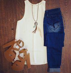 Carolyn Skinny Jeans