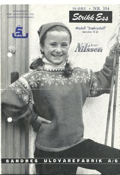 Snøkrystall 354