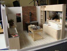 modular doll house | Modular Dollhouse - In Progress | Flickr - Photo Sharing!