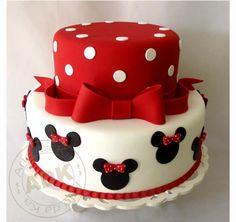 Minnie´s cake