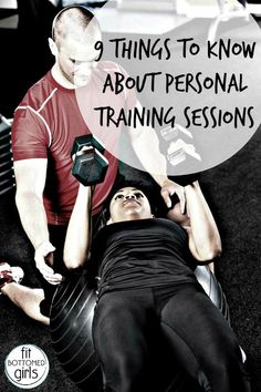 Thinking about working with a personal trainer? Awesome! Here are 9 things you can expect. http://bit.ly/1bsXcnO
