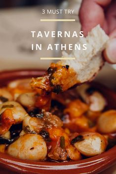 We suggest you check out these local taverns. Where do you like to eat in Athens? #epiculiar #localhostsworldtreasures #athens #tavernas #greece #greekfood
