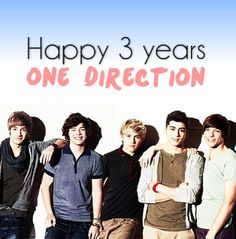 Happy Birthday to my 5 British Boys!(: