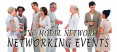 New York Modeling Network with open casting calls - Agencies - Agents - Castings - Seminars - how to become a model.