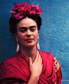 Comparsaria: Viva la vida! Frida Kahlo