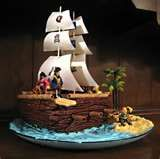Image detail for -Pirate Cake