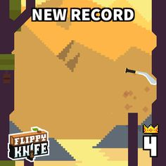 I did it! My new record is 4!