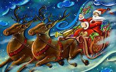 Resultado de imagem para desenho de natal colorido