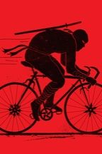 Ninja Rider -- Threadless Shirts (I can wear this when I'm riding along the Ala Wai, hahahaha!