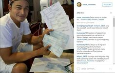 Cesar Montano Annoyed His Bashers By Posting Similar Photo Of Tuition Payment Checks