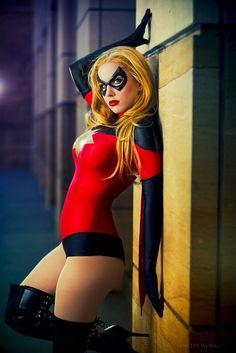 Miss Marvel.