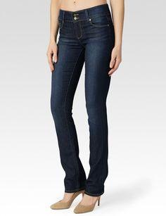 Paige Denim Womens Hidden Hills Straight Jean | Moonrise | Size 24
