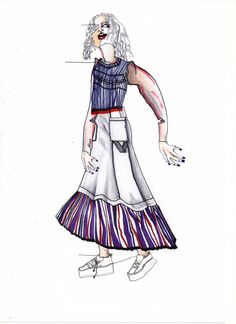 Misha Nonoo Resort 2016 Illustrations, Anime, Art, Anime Shows, Kunst, Illustration, Illustrators, Art Education, Drawings