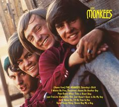 "The Monkees!! So awesome to watch on TV. I remember their goofy show and we all tried to walk like a ""monkey"" ha ha"