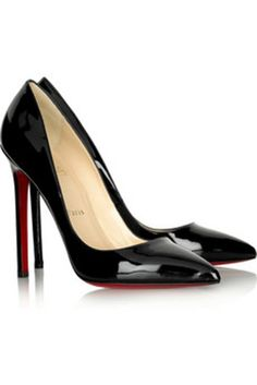 Christian Louboutin Pigalle, black....this will be the first pair I buy.