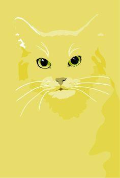 """""""Mindful cat"""" by Sebastiano Ranchetti"""