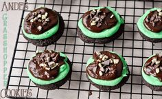 Andes Grasshopper Cookies Recipe