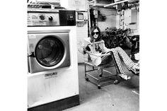 Eleonora Carisi: tappa fashion in lavanderia