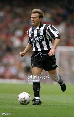 John Beresford - Newcastle United - as a player.