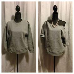 Sweatshirt DIY