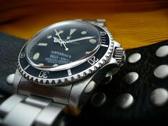 Rolex Submariner 1680 w/ Superdome