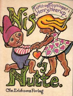 Nis Og Nutte. Illustreret Af Forfatteren.