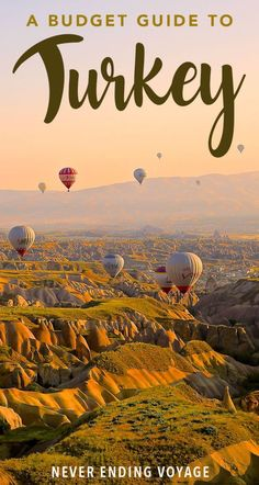 Turkey is one of the most incredible countries to travel to. How much does it cost exactly? Check here for our budget breakdown. #turkey #budgettravel