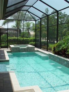 If your house has a large backyard and a pool, you're one of the luckiest people in the world. So, how would you like to design this beautiful pool an. Backyard Pool Designs, Small Backyard Pools, Swimming Pools Backyard, Swimming Pool Designs, Outdoor Pool, Small Indoor Pool, Pool Landscaping, Lap Pools, Swimming Tips