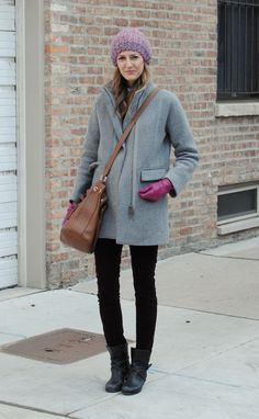 Love the coat & boots
