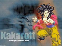 Wallpapers de Dragon Ball Z y Dragon Ball GT [Edit]