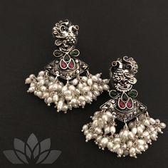 Silver Earrings, Diamond Earrings, Silver Jewelry, Jewelry Necklaces, Stud Earrings, Jewellery, Jewelry Tumblr, Cheap Silver Rings, Neck Piece