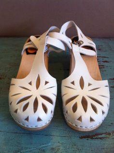 Swedish Hasbeens Lacy Sandal    eBay
