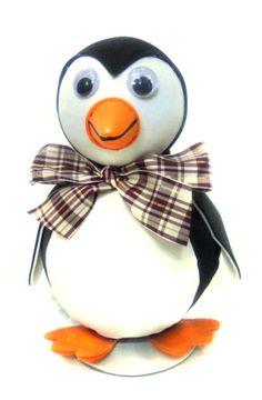 Pingüino fofucho personalizado