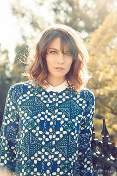 Exclusive photo shoot with The Walking Dead's Lauren Cohan
