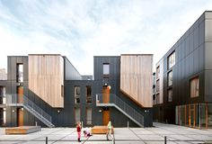 MDW Architecture rethink social housing