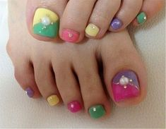 10 Inspirational Easter Toe Nail Art Designs Ideas And Stickers 2018 Fashion Trends