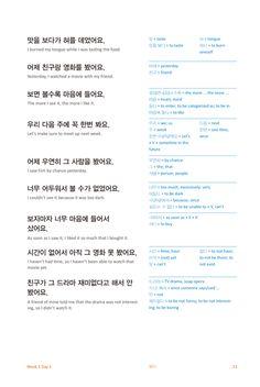 My Weekly Vocabulary Book - My Korean Store