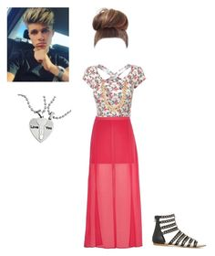 """""""..."""" by elainia on Polyvore featuring River Island and Bling Jewelry"""
