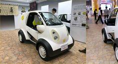 #HIGH-TECH: CUSTOMISATION - Au fil de nos balades dans les travées du CEATEC, le salon asiatique de l'électronique qui se tient cette semaine à Tokyo, nous vous présentons des innovations qui vont peut-être bouleverser votre quotidien de demain. Gros plan sur la voiture d'Honda imprimée en 3D.