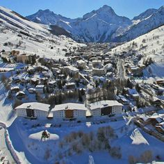 1. A trip of a lifetime to the French Alps.    The ultimate gift – a dream ski holiday to the popular resort of Les Deux Alpes at the newly built Au Coeur des Ours.    More information - http://www.peakretreats.co.uk/ski/apartments/au-coeur-des-ours.htm