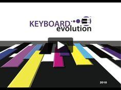 Keyboard Evolusion at MusicEDU